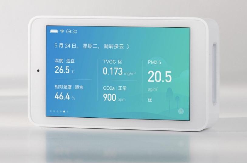 xiaomi mi home air detector