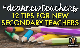 12 tips for new teachers  www.traceeorman.com