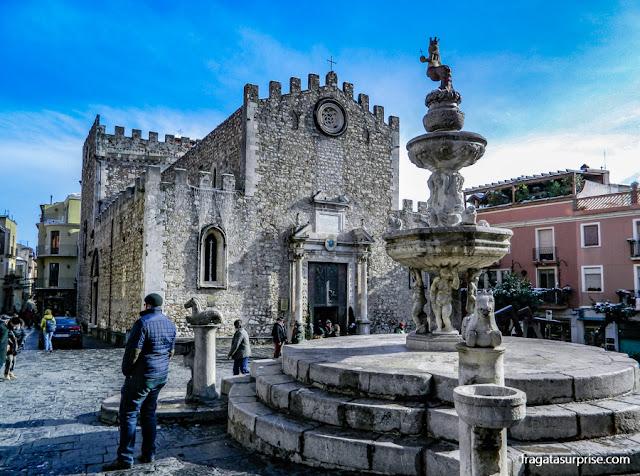 Catedral de Taormina, Sicília