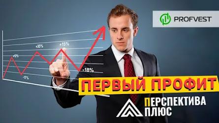 PerspectPlus – более 40 дней работы и 29% чистой прибыли!