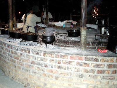 South Africa, safari, cooking, potjie