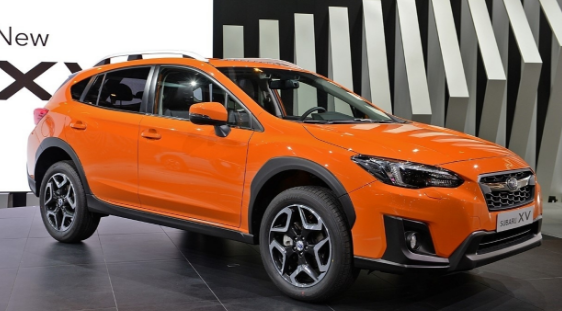 2019 Subaru Crosstrek Colors