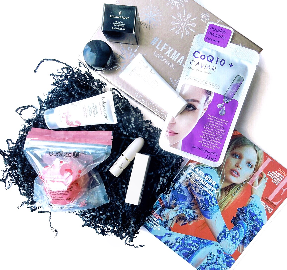 FIRST THOUGHTS : LOOK FANTASTIC BEAUTY BOX