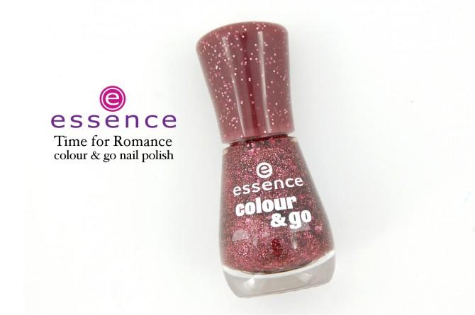 Esmalte Essence :: Time for Romance - Resenha