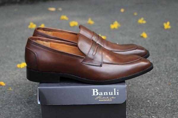 5 mẫu giày da nam không thể bỏ qua dịp tết cuối năm 2017