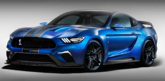 2018 Ford Mustang GT500 For Sale
