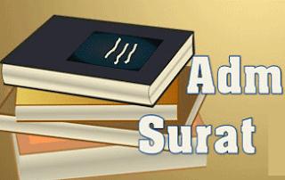 Geveducation:  Contoh format surat menyurat lengkap