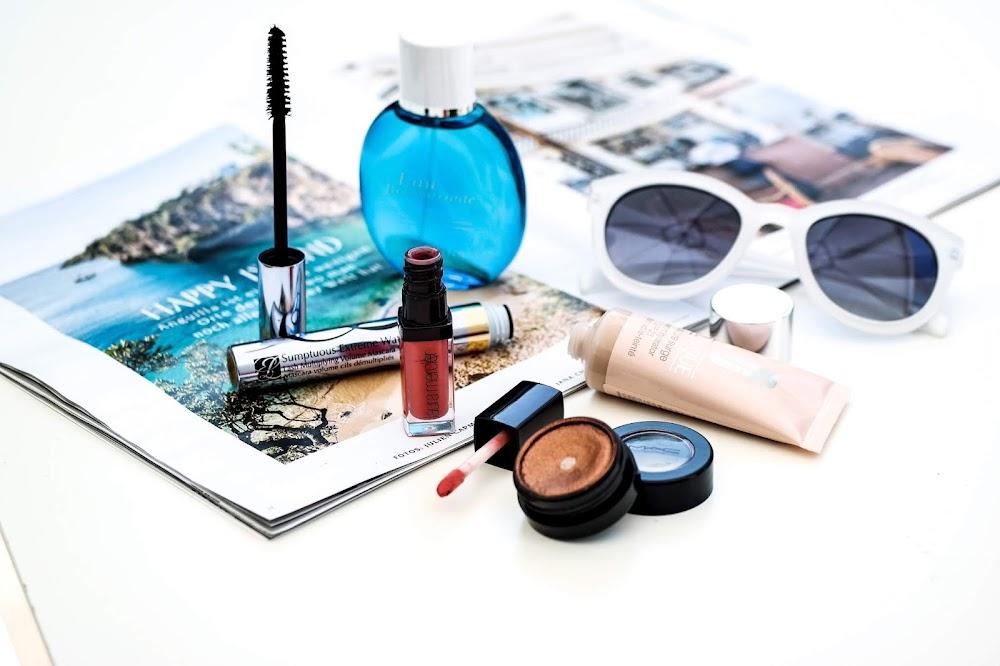 natürliches Makeup für den Sommer