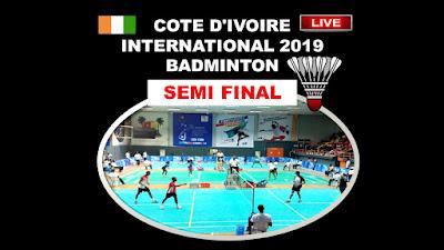 COTE D'IVOIRE INTERNATIONAL 2019