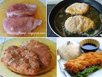 Resep Chicken Katsu Ala Hoka Hoka Bento Enak Praktis