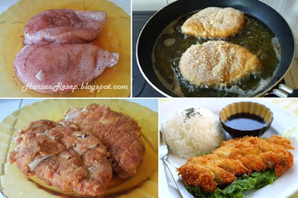 Resep Chicken Katsu Ala Hoka Hoka Bento Yummy Praktis
