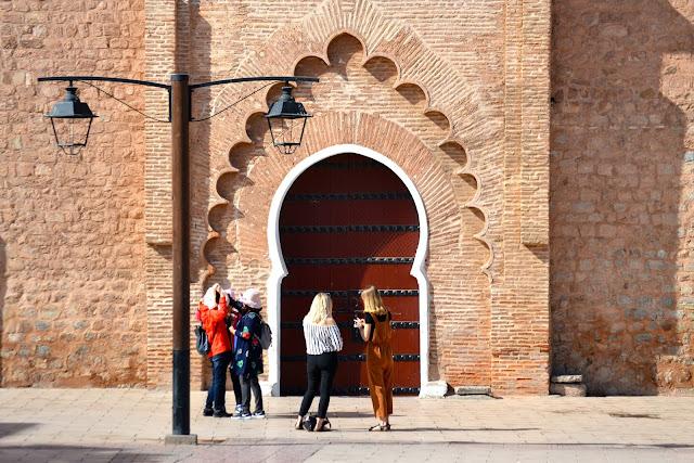 marrakech a golpe de objetivo