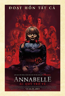 Xem Phim Annabelle: Ác Quỷ Trở Về - Annabelle Comes Home