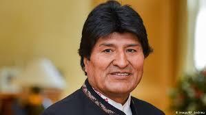 Noemi la joven que fue obligada a decir que tuvo una relación con Evo Morales