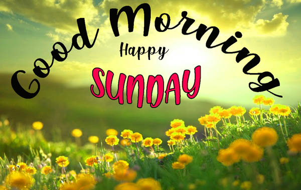 happy sunday-images