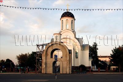 Церковь святой Ефросиньи Полоцкой в Ивенце