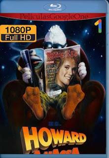 Howard : El Pato (1986)[1080p BRrip] [Latino-Inglés] [Google Drive] chapelHD
