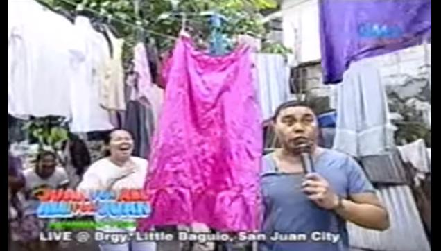 Juan for all, All for Juan, Barangay Little Baguio, San Juan City - Jose ukay-ukay vendor