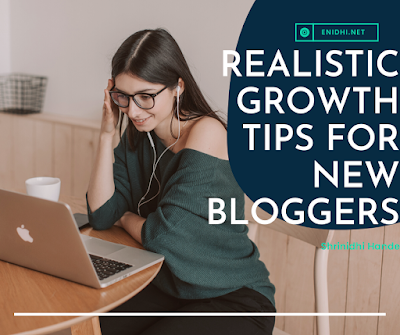 Growth tips for new bloggers