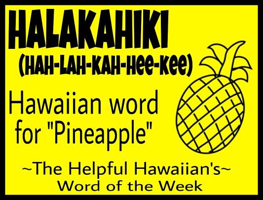 Happy New Year Hawaiian