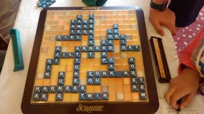 Wordaholix Scrabble 14