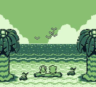 Link's Awakening Marine