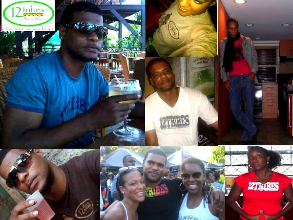 ‎12 Tribes Rootz Wear - St.Lucian Clothing Line