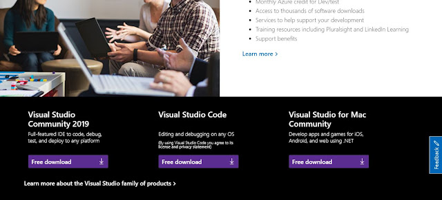 Visual Studio Microsoft