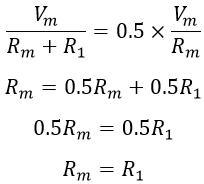 Duo-range Potentiometer