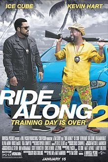 Ride Along 2 2016 HC HDRip 480p 300mb hollywood movie Ride Along 2 300mb 480p compressed small size brrip free download or watch online at https://world4ufree.ws