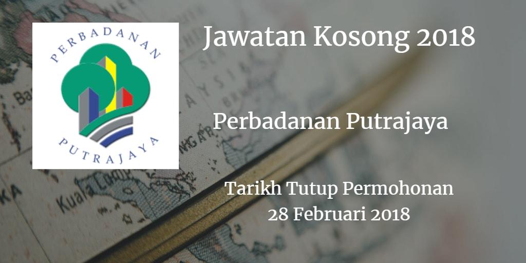 Jawatan Kosong PPj 28 Februari 2018