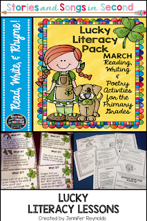 Irish folktales are a great way to engage little learners and encourage them to read and write about leprechauns, shamrocks, feeling lucky, and celebrating St. Patrick's Day!