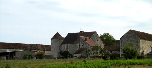 Chateau de Chambon. Indre et Loire. France. Photo by Loire Valley Time Travel.