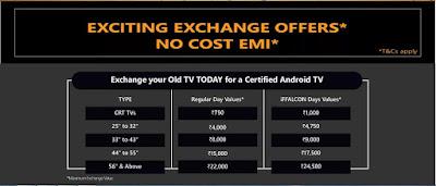 Flipkart iFFALCON TV Days Deal #2019