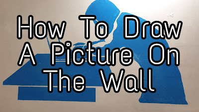 How To Draw A Picture On The Wall