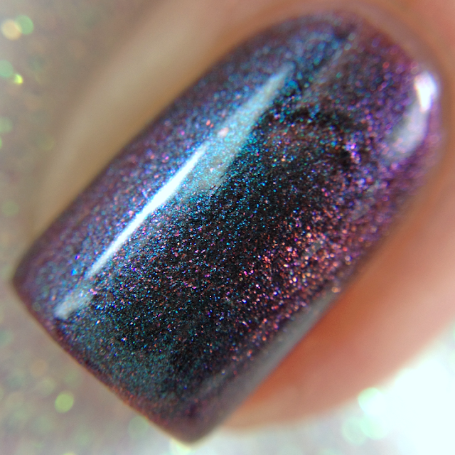 Sassy Cats Lacquer-Electric feelings