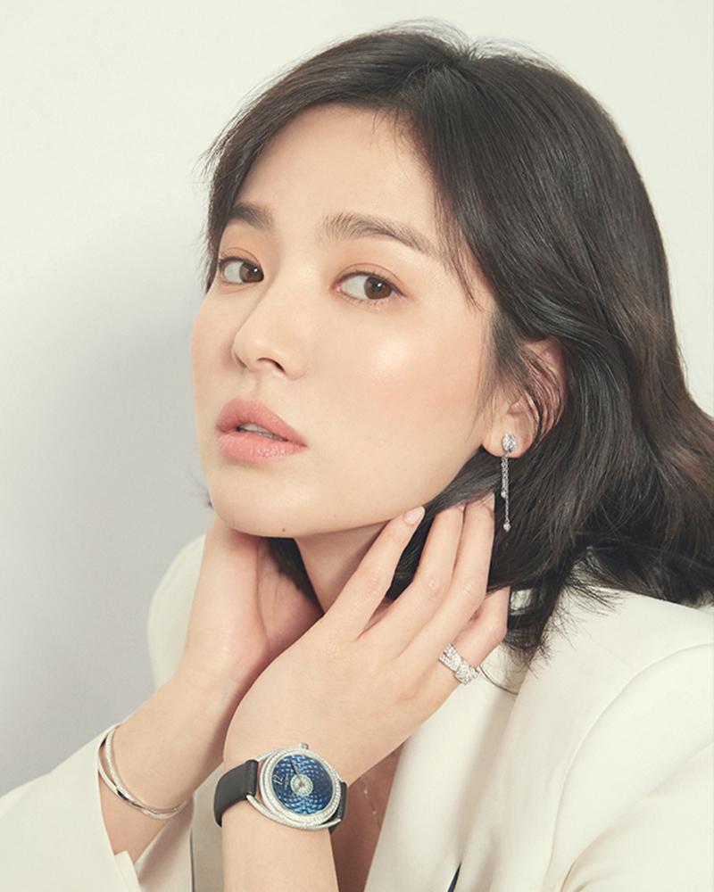 Song Hye-kyo artis Korea selatan cantik dan seksi tanpa oplas