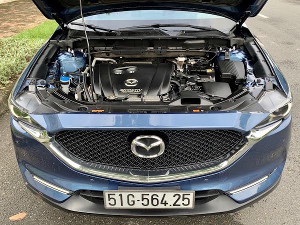 z2126669066225 7d0574a34d3ae965c79fc1d754b9b9bf Mazda CX 5 2.0L sx 2018 một đời chủ duy nhất, mới đi được 35.000km