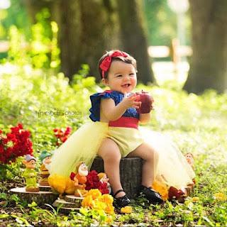 Disney Princess baby Dresses