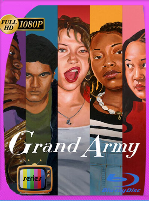 Grand Army (2020) Temporada 1 1080p WEB-DL Latino [Google Drive] Tomyly