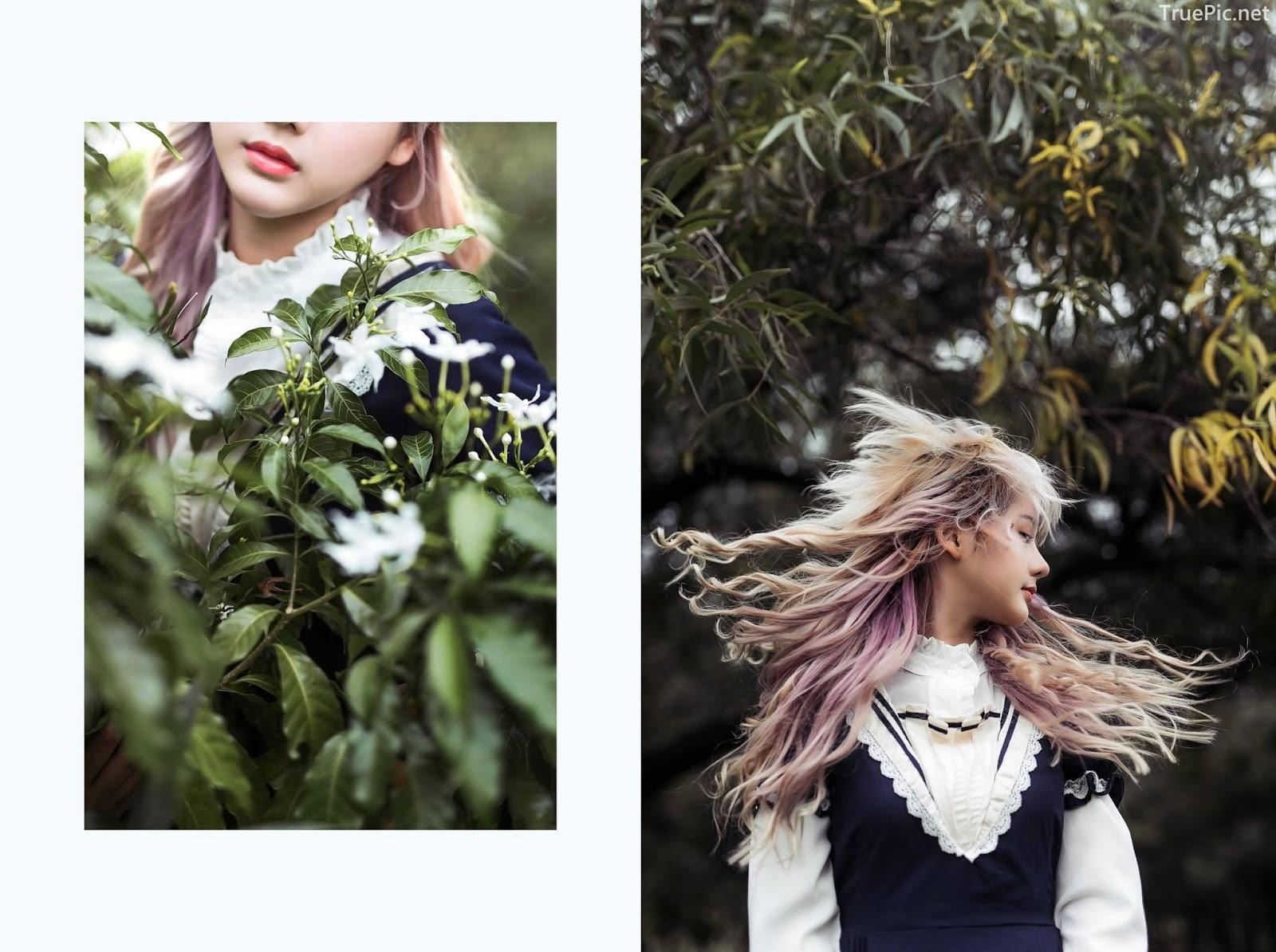 Thailand model - บวรรัตน์ มณีรัตน์ (Nia) - Lost in wonderland - Picture 5