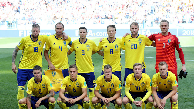 Suède-Huitièmes