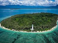 Destinasi Wisata Tapanuli Tengah, Karang Island