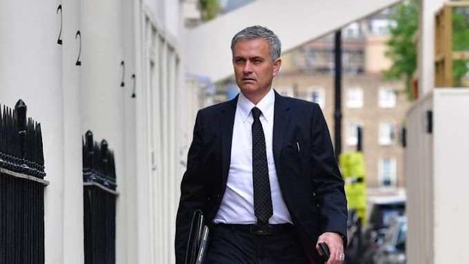 Jose Mourinho Reacts To New Roma Job Appointment