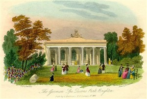 Брайтон: The German Spa в Королевском парке