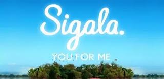 YOU FOR ME Lyrics - Rita Ora & Sigala