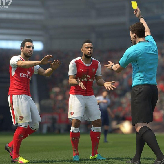 PES 2017 Gameplay Legacy Version 2 dari Parham 8