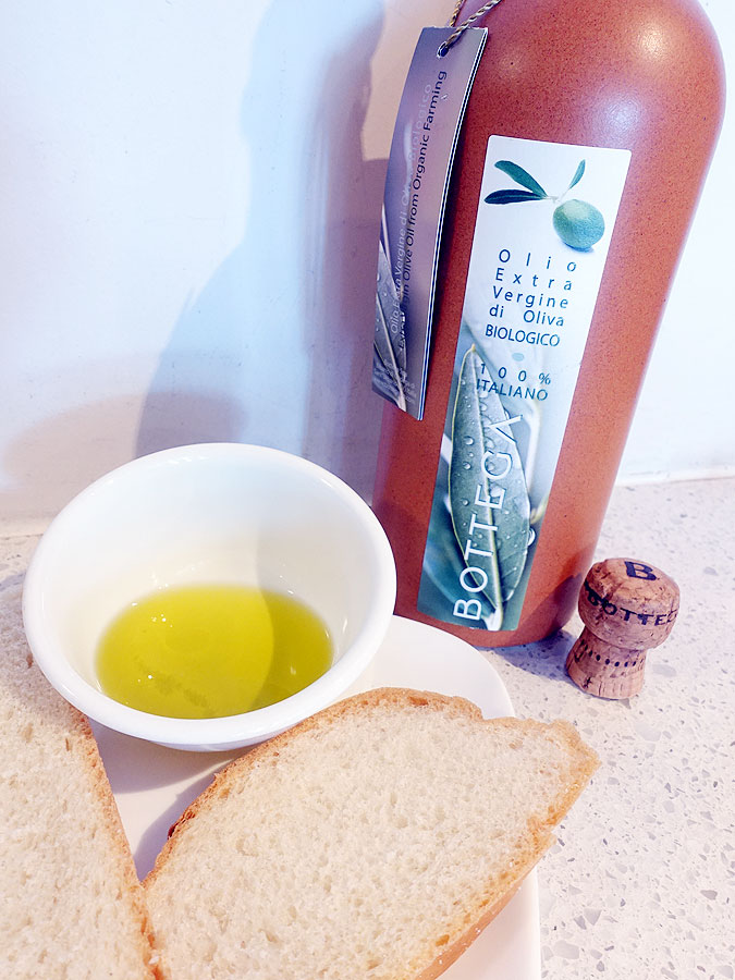 Bottega Extra Virgin Olive Oil Biologico