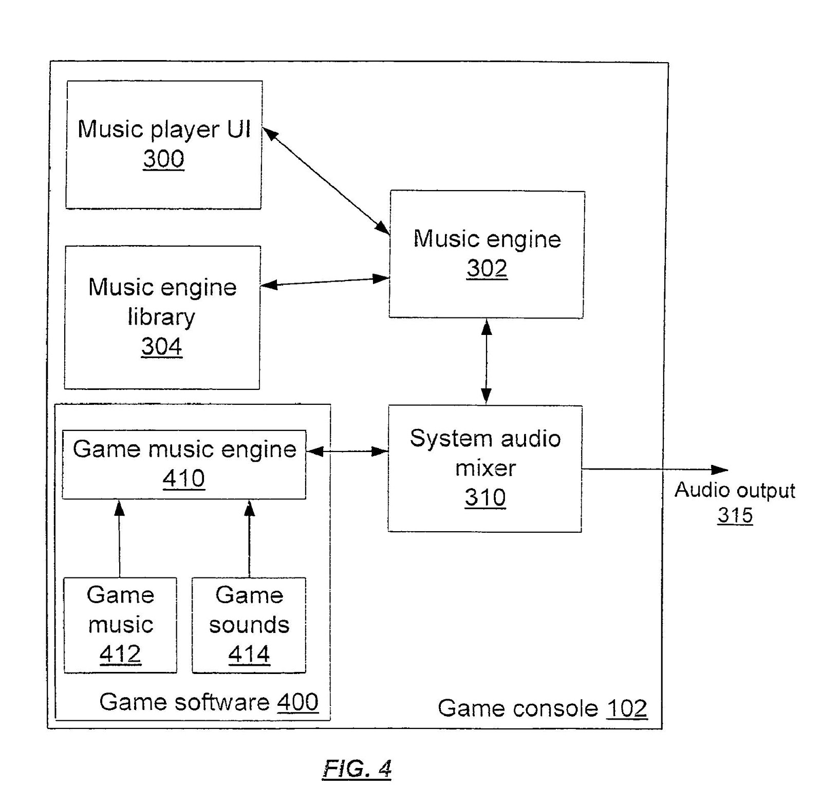 U S  Patent No  7,663,045: Music replacement in a gaming