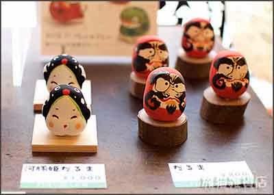 Omamori - Japanese Amulets:   Fukuoka Folk Toys